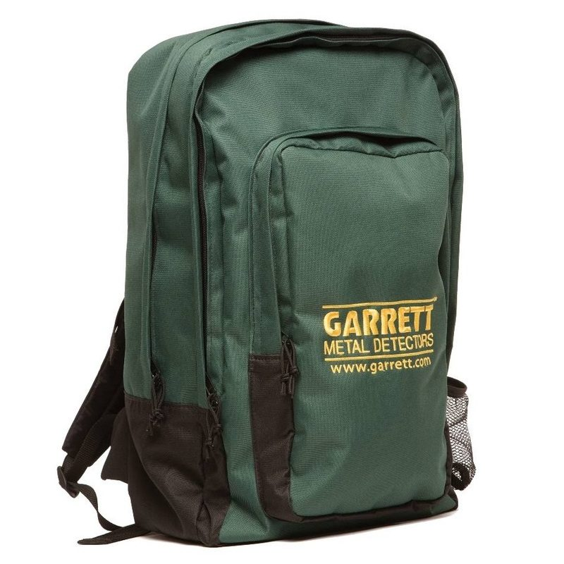 Рюкзак Garrett deluxe treasure hunter зеленый